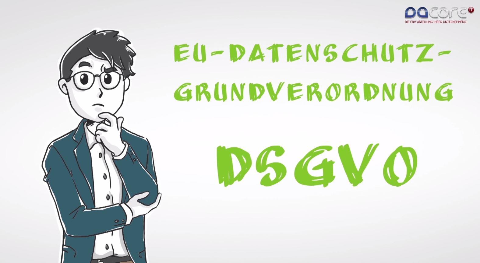 Vorschaubild Video DSGVO